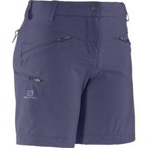 Salomon Wayfarer Purple Shorts Size 4